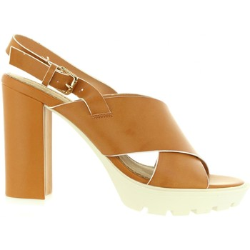 Zapatos Mujer Zapatos de tacón Maria Mare 66109 Marr?n