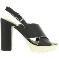 Zapatos Mujer Zapatos de tacón Maria Mare 66109 Negro