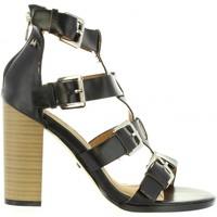 Zapatos Mujer Sandalias Maria Mare 65730 Negro