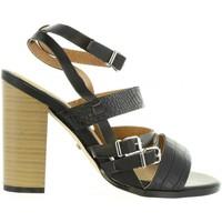 Zapatos Mujer Sandalias Maria Mare 65731 Negro