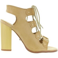 Zapatos Mujer Zapatos de tacón Maria Mare 66103 Beige