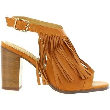 Zapatos Mujer Zapatos de tacón Maria Mare 66105 Marr?n