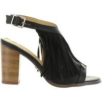 Zapatos Mujer Zapatos de tacón Maria Mare 66105 Negro