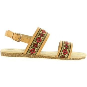 Zapatos Mujer Sandalias Maria Mare 66357 Marr?n