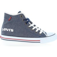 Zapatos Niños Deportivas Moda Levi's VDUM0001T DUKE MEGA Azul