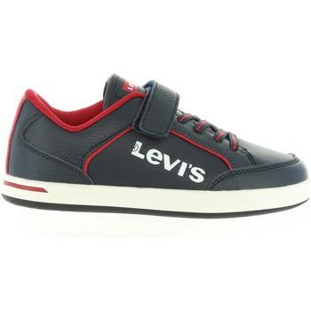 Zapatos Niños Zapatos bajos Levi's VCHI0002S CHICAGO Azul