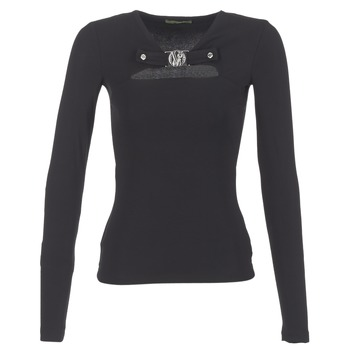 textil Mujer Tops / Blusas Versace Jeans B2HQA732 Negro