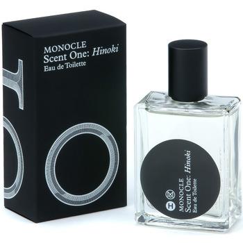 Accesorios Mujer Producto de mantenimiento Comme Des Garçons Parfum Eau de toilette Comme des Garçons Monocle Scent One Hinoki 50ml Transparente