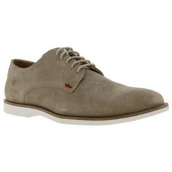 Zapatos Hombre Derbie Pier 39 10909 taupe taupe