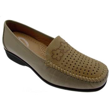 Zapatos Mujer Mocasín Loren LOK3971du grigio