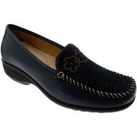 Zapatos Mujer Mocasín Loren LOK3971bl blu
