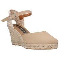 Zapatos Hombre Alpargatas Fernandez 682   7/C    c-6a marron