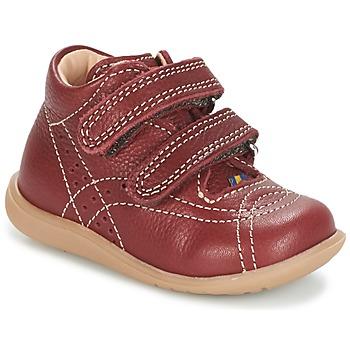 Zapatos Niña Botas de caña baja Kavat VANSBRO EP Burdeo