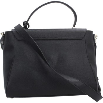 Bolsos Mujer Bandolera Guess MARTINE TOP HANDLE FLA Negro