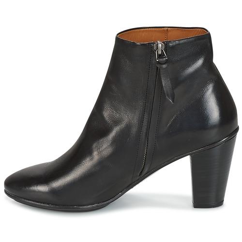 Casual salvaje Zapatos especiales n.d.c. AURORA ZIP Negro