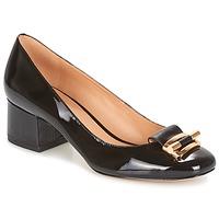 Zapatos Mujer Zapatos de tacón MICHAEL Michael Kors GLORIA MID PUMP Negro