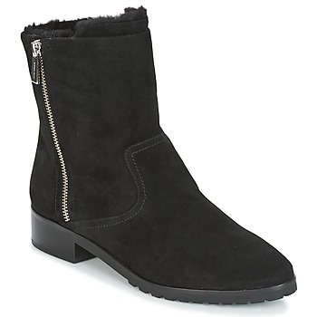 Zapatos Mujer Botas de caña baja MICHAEL Michael Kors ANDI FLAT BOOTIE Negro
