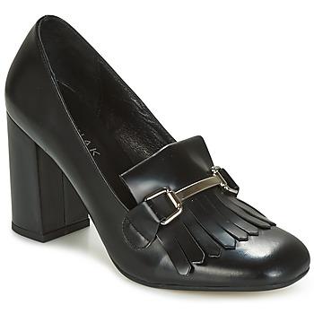 Zapatos Mujer Mocasín Jonak VALVO Negro
