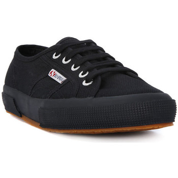 Zapatos Mujer Zapatillas bajas Superga COTU FULL BLACK CLASSIC     66,4