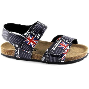 Zapatos Niños Sandalias Grunland GRU-CCC-SB0815-BF Blu