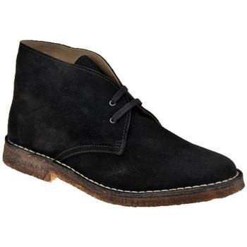 Zapatos Hombre Botas de caña baja Koloski  Negro