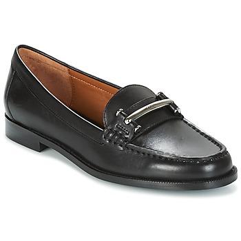 Zapatos Mujer Mocasín Lauren Ralph Lauren FLYNN Negro