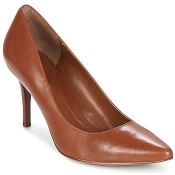 Zapatos Mujer Zapatos de tacón Ralph Lauren REAVE COGNAC