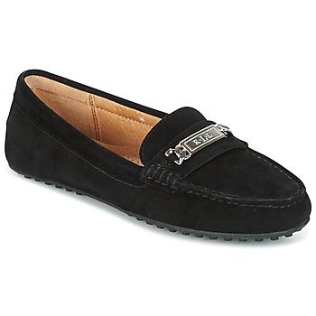 Zapatos Mujer Mocasín Ralph Lauren BERDINE Negro