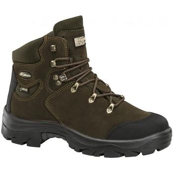 Zapatos Senderismo Chiruca Botas  Jabali 11 Goretex Verde