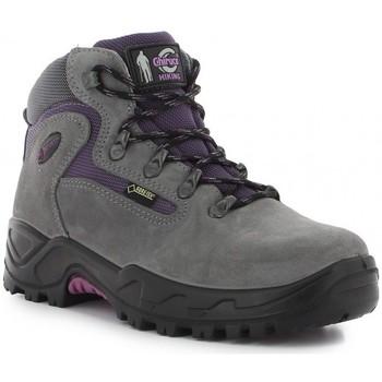 Zapatos Senderismo Chiruca Botas  Massana 06 Gore-Tex Violeta