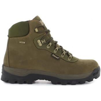 Zapatos Senderismo Chiruca Botas  Grifon 01 Gore-Tex Verde