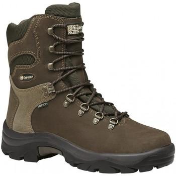 Zapatos Senderismo Chiruca Botas  Muflón 01 Gore-Tex Verde