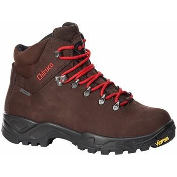Zapatos Senderismo Chiruca Botas  Cares 02 Gore-Tex Marrón