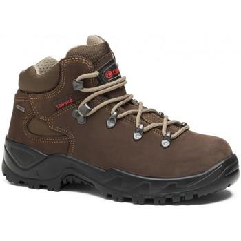 Zapatos Senderismo Chiruca Botas  Panticosa 12 Goretex Marrón