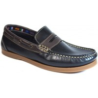 Zapatos Hombre Zapatos náuticos La Valenciana Zapatos  1694 Marino Azul