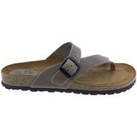 Zapatos Sandalias Interbios Sandalias  7119 Pardo Marrón