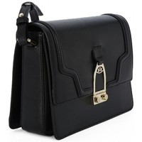 Bolsos Mujer Cartable La Martina SHOULDER BAG Nero