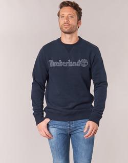 textil Hombre sudaderas Timberland TAYLOR RIVER Marino