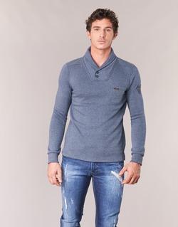 textil Hombre jerséis Kaporal MARX Azul