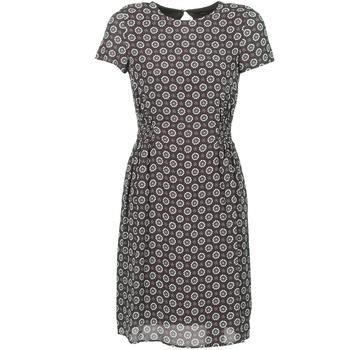 textil Mujer vestidos cortos Marc O'Polo DESVA Negro