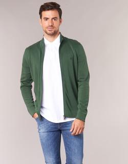 textil Hombre Chaquetas de punto Marc O'Polo CARIZ Verde
