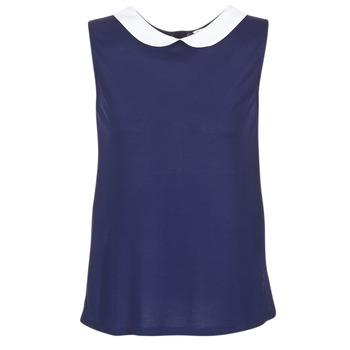 textil Mujer Tops / Blusas Naf Naf OCHOUPI Marino
