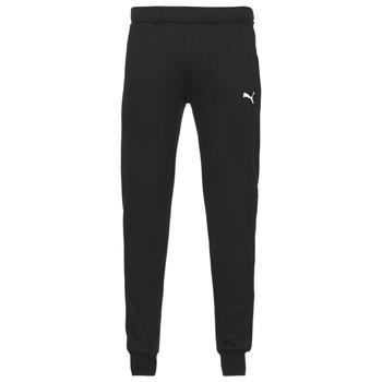 textil Hombre Pantalones de chándal Puma SWEAT PANTS SLIM FL Negro
