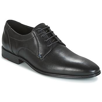 Zapatos Hombre Derbie Lloyd OSMOND Negro