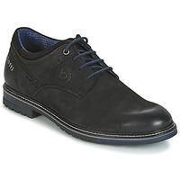Zapatos Hombre Derbie Bugatti MARGE Negro