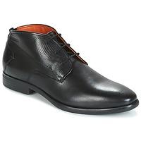 Zapatos Hombre Botas de caña baja Bugatti MERANE Negro