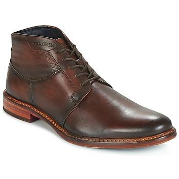Zapatos Hombre Botas de caña baja Daniel Hechter STIVA Marrón