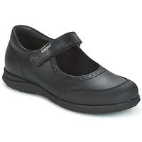Zapatos Niña Bailarinas-manoletinas Pablosky BRODY Negro