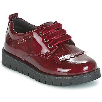 Zapatos Niña Derbie Pablosky LOLIPO Rojo