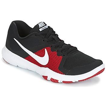 Zapatos Hombre Fitness / Training Nike FLEX CONTROL Negro / Rojo